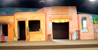 Biblical Children's Ministry Mural Theme