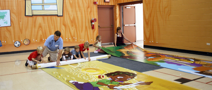 Multiuse Banners - Trinity Lutheran